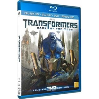 Transformers 3 - The Dark Of The Moon - 3D Blu-Ray