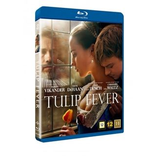 Tulip Fever Blu-Ray