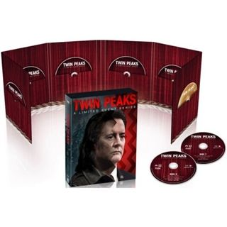 Twin Peaks - A Limited Event Series - Season 3 Blu-Ray