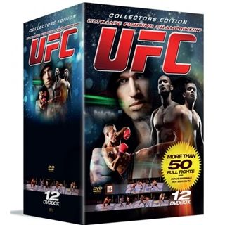 UFC - Fight Box Collection