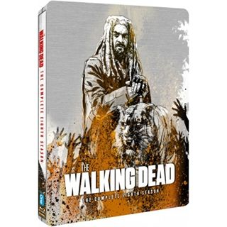 The Walking Dead - Season 8 - Steelbook Blu-Ray