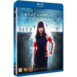 What Happened To Monday Blu-Ray
