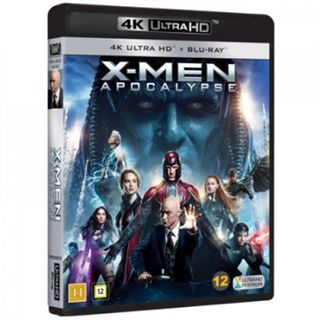 X-Men - Apocalypse - 4K Ultra HD Blu-Ray