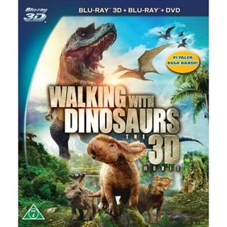 Walking With Dinosaurs - 3D Blu-Ray