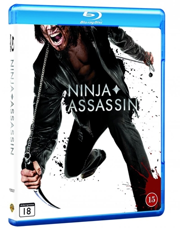 Ninja Assassin - Blu-Ray