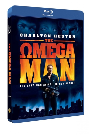 The Omega Man - Blu-Ray