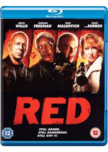 Red 1 - Blu-Ray