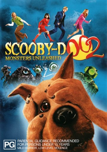 Scooby Doo - Monsters Unleashed