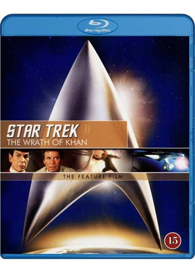 Star Trek 2  - The Wrath Of Khan - Blu-Ray