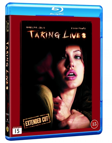 Taking Lives - Extended Cut - Blu-Ray