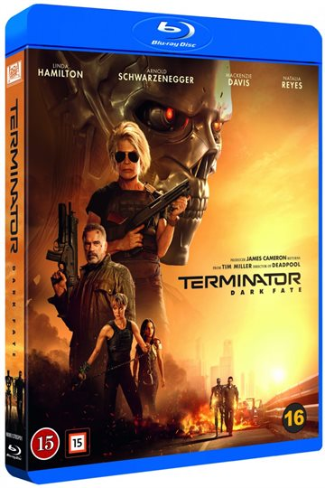 Terminator 6 - Dark Fate - Blu-Ray
