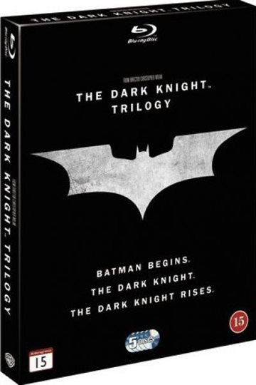The Dark Knight Triology (BD Box)