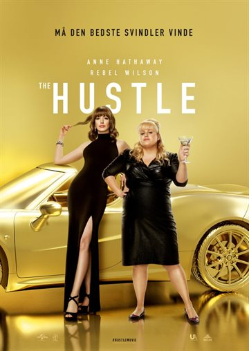 The Hustle - Blu-Ray