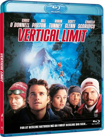 Vertical Limit Blu-Ray
