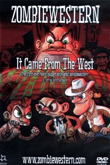 ZombieWestern - It Came From The West